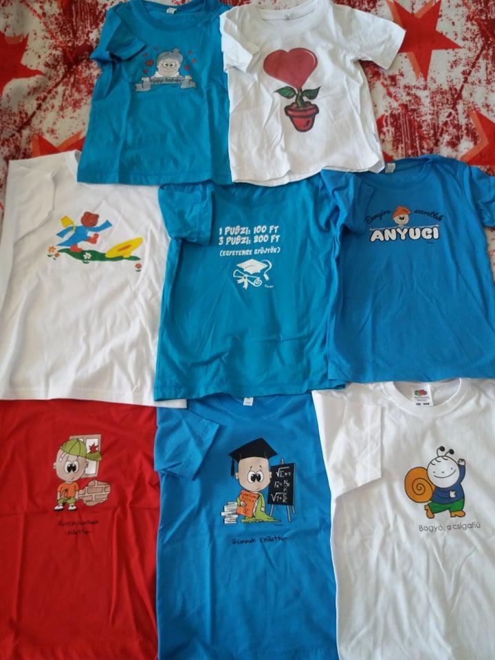 Egyedi gyerek pólók